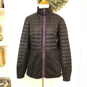 Patagonia down and fleece jacket